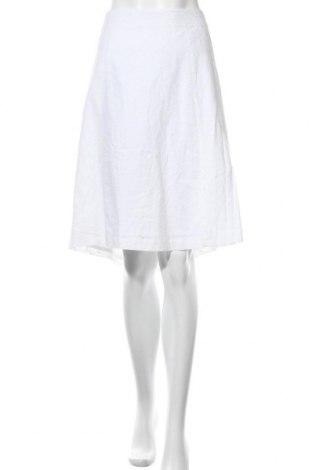Φούστα W. Lane, Μέγεθος XXL, Χρώμα Λευκό, Βαμβάκι, Τιμή 30,53€