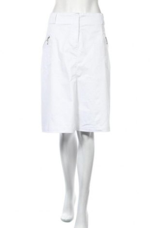 Φούστα W. Lane, Μέγεθος XXL, Χρώμα Λευκό, Βαμβάκι, ελαστάνη, Τιμή 11,11€
