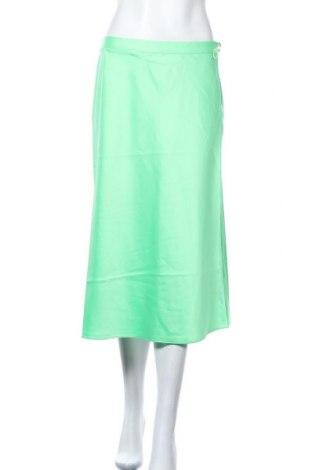 Φούστα Warehouse, Μέγεθος M, Χρώμα Πράσινο, 98% πολυεστέρας, 2% ελαστάνη, Τιμή 6,05€