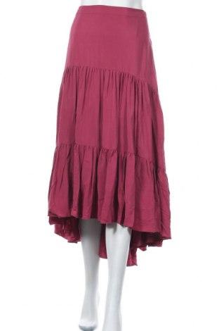 Φούστα Witchery, Μέγεθος XL, Χρώμα Ρόζ , Βισκόζη, Τιμή 24,68€