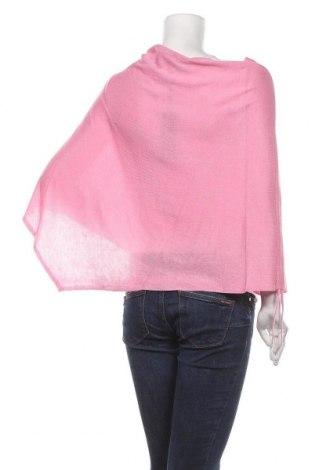 Пончо Comma,, Размер M, Цвят Розов, 54% полиестер, 20% полиамид, 20% акрил, 6% вълна, Цена 59,25лв.