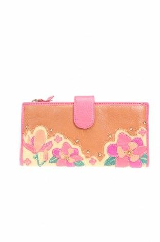 Портмоне Mabel & Lou, Цвят Многоцветен, Еко кожа, текстил, Цена 19,64лв.