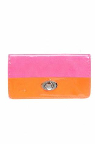 Πορτοφόλι Olga Berg, Χρώμα Ρόζ , Δερματίνη, Τιμή 19,74€