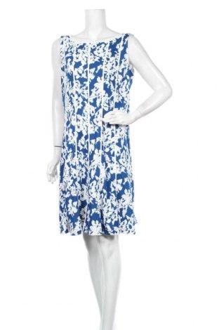 Φόρεμα Ann Taylor, Μέγεθος XL, Χρώμα Μπλέ, 97% πολυεστέρας, 3% ελαστάνη, Τιμή 23,87€