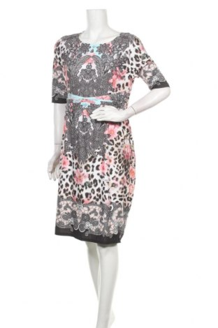 Рокля Anthea Crawford, Размер XL, Цвят Многоцветен, 95% полиестер, 5% еластан, Цена 60,90лв.