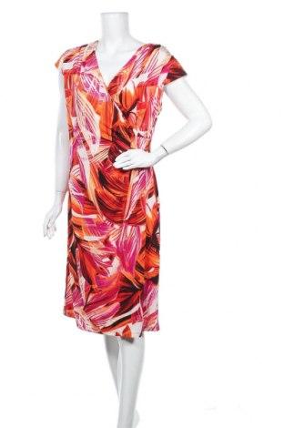 Рокля Anthea Crawford, Размер XXL, Цвят Многоцветен, 94% полиестер, 6% еластан, Цена 41,16лв.