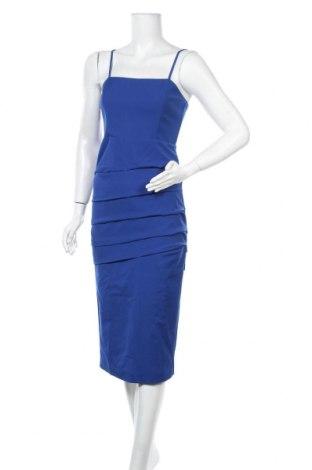 Φόρεμα Bardot, Μέγεθος M, Χρώμα Μπλέ, 95% πολυεστέρας, 5% ελαστάνη, Τιμή 27,69€