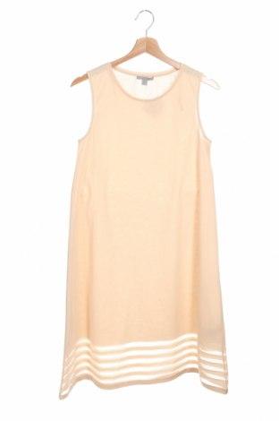 Φόρεμα COS, Μέγεθος XS, Χρώμα  Μπέζ, 65% βαμβάκι, 35% πολυεστέρας, Τιμή 40,27€
