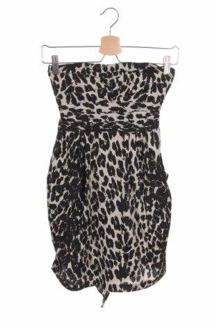 Φόρεμα Charlotte Russe, Μέγεθος XS, Χρώμα Εκρού, Πολυεστέρας, Τιμή 14,03€