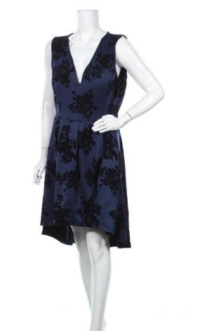 Φόρεμα Charlotte Russe, Μέγεθος XXL, Χρώμα Μπλέ, 95% πολυεστέρας, 5% ελαστάνη, Τιμή 24,68€