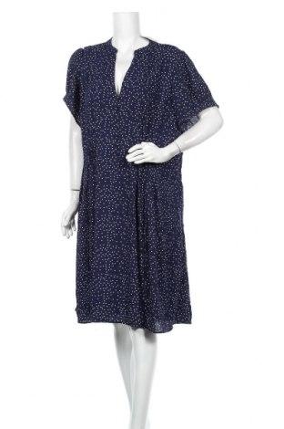Φόρεμα City Chic, Μέγεθος XXL, Χρώμα Μπλέ, Πολυεστέρας, Τιμή 17,28€