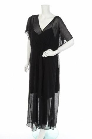 Φόρεμα City Chic, Μέγεθος XL, Χρώμα Μαύρο, Πολυεστέρας, Τιμή 51,31€