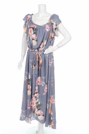 Φόρεμα City Chic, Μέγεθος XXL, Χρώμα Πολύχρωμο, 95% πολυεστέρας, 5% ελαστάνη, Τιμή 24,03€