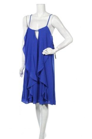Φόρεμα City Chic, Μέγεθος XXL, Χρώμα Μπλέ, Πολυεστέρας, Τιμή 32,08€