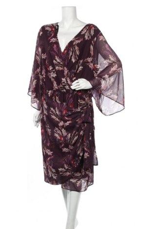 Φόρεμα City Chic, Μέγεθος 3XL, Χρώμα Βιολετί, Πολυεστέρας, Τιμή 16,89€