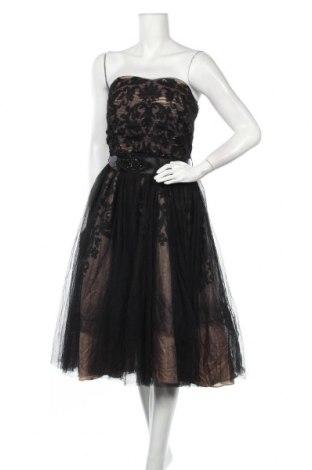 Φόρεμα City Chic, Μέγεθος L, Χρώμα Μαύρο, 98% πολυεστέρας, 2% ελαστάνη, Τιμή 26,63€