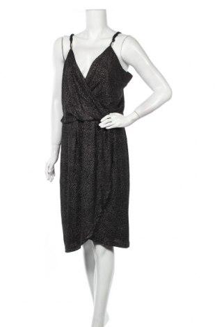 Φόρεμα City Chic, Μέγεθος XXL, Χρώμα Μαύρο, 90% πολυεστέρας, 10% ελαστάνη, Τιμή 20,13€