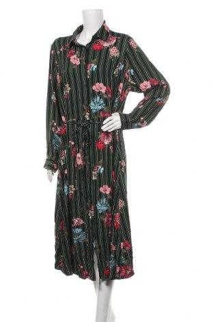 Φόρεμα City Chic, Μέγεθος XXL, Χρώμα Πολύχρωμο, Βισκόζη, Τιμή 25,92€