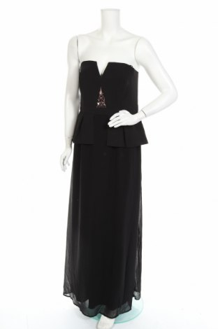Φόρεμα City Chic, Μέγεθος XL, Χρώμα Μαύρο, Πολυεστέρας, Τιμή 50,60€