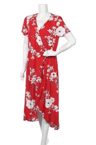 Φόρεμα Clothing & Co, Μέγεθος XL, Χρώμα Κόκκινο, Βισκόζη, Τιμή 16,89€