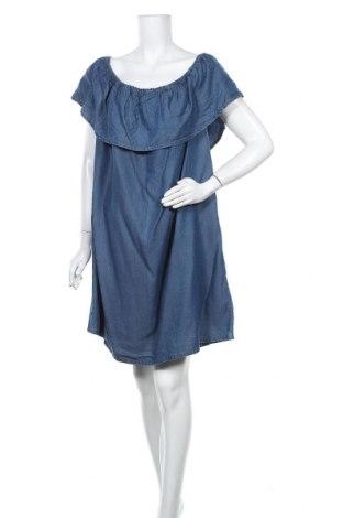 Φόρεμα Clothing & Co, Μέγεθος XXL, Χρώμα Μπλέ, Lyocell, Τιμή 25,30€