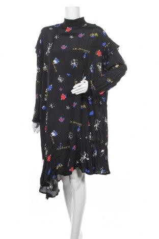 Φόρεμα Collusion, Μέγεθος XL, Χρώμα Μαύρο, Βισκόζη, Τιμή 15,79€