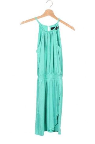 Рокля Cynthia Rowley, Размер XS, Цвят Зелен, 96% вискоза, 4% еластан, Цена 25,94лв.
