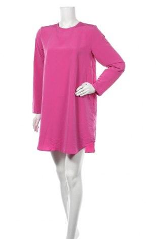 Φόρεμα Defacto, Μέγεθος L, Χρώμα Ρόζ , Πολυεστέρας, Τιμή 13,64€