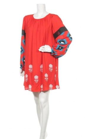 Φόρεμα Desigual, Μέγεθος L, Χρώμα Κόκκινο, Πολυεστέρας, Τιμή 35,24€