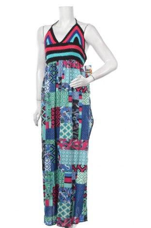 Φόρεμα Desigual, Μέγεθος M, Χρώμα Πολύχρωμο, 82% βισκόζη, 12% βαμβάκι, 6%ακρυλικό, Τιμή 35,83€