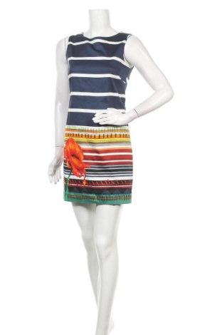Φόρεμα Desigual, Μέγεθος S, Χρώμα Πολύχρωμο, 98% βαμβάκι, 2% ελαστάνη, Τιμή 40,70€