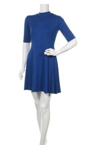 Φόρεμα Edited, Μέγεθος M, Χρώμα Μπλέ, 94% βισκόζη, 6% ελαστάνη, Τιμή 16,60€
