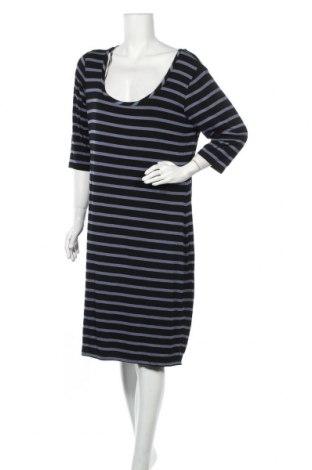 Φόρεμα Emerson, Μέγεθος XL, Χρώμα Μπλέ, Βισκόζη, ελαστάνη, Τιμή 21,59€