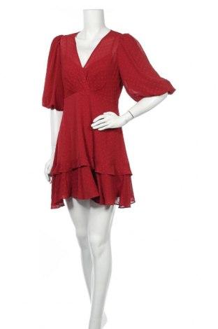 Φόρεμα Forever New, Μέγεθος M, Χρώμα Κόκκινο, Πολυεστέρας, Τιμή 16,08€