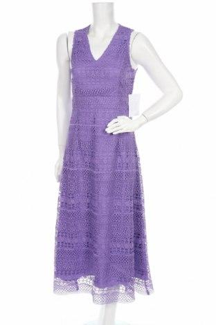 Φόρεμα Ivy & Oak, Μέγεθος M, Χρώμα Βιολετί, Πολυεστέρας, Τιμή 38,95€
