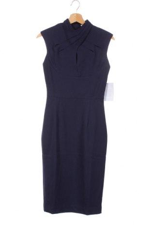 Φόρεμα Ivy & Oak, Μέγεθος XS, Χρώμα Μπλέ, 63% πολυεστέρας, 31% βισκόζη, 6% ελαστάνη, Τιμή 64,64€
