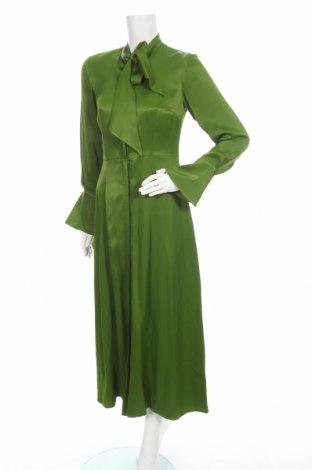 Šaty  Ivy & Oak, Velikost S, Barva Zelená, Viskóza, Cena  2105,00Kč