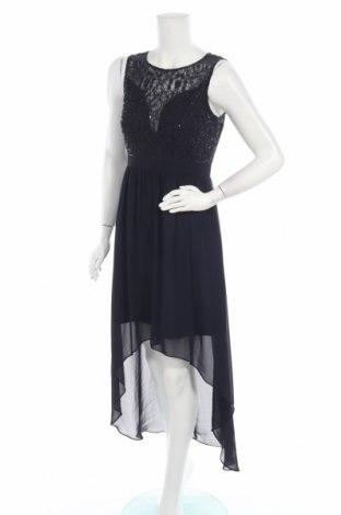 Φόρεμα Jake*s, Μέγεθος M, Χρώμα Μπλέ, Βαμβάκι, πολυαμίδη, πολυεστέρας, Τιμή 47,17€