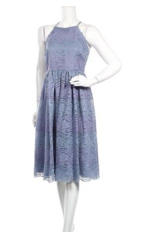 Φόρεμα Jake*s, Μέγεθος M, Χρώμα Μπλέ, 57% πολυαμίδη, 43% βαμβάκι, Τιμή 26,68€