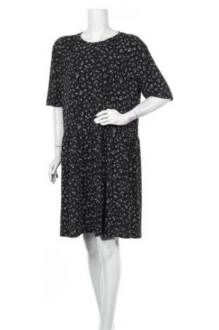 Φόρεμα Jean Pascale, Μέγεθος L, Χρώμα Μαύρο, 95% πολυεστέρας, 5% ελαστάνη, Τιμή 15,46€