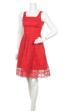 Φόρεμα Karen Millen, Μέγεθος S, Χρώμα Κόκκινο, 75% πολυαμίδη, 25% πολυεστέρας, Τιμή 37,67€