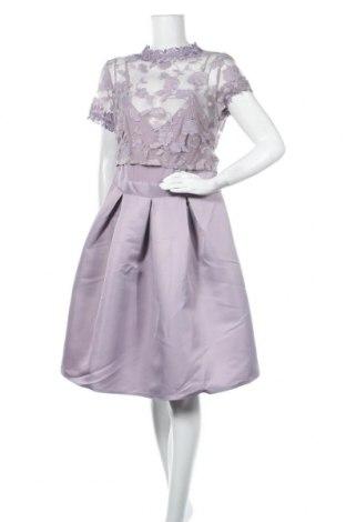 Φόρεμα Little Mistress, Μέγεθος XL, Χρώμα Βιολετί, Πολυεστέρας, Τιμή 65,33€
