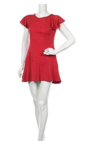 Φόρεμα Liu Jo, Μέγεθος M, Χρώμα Κόκκινο, 60% βισκόζη, 35% πολυαμίδη, 5% ελαστάνη, Τιμή 55,73€