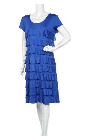 Φόρεμα Liz Jordan, Μέγεθος XL, Χρώμα Μπλέ, 95% πολυεστέρας, 5% ελαστάνη, Τιμή 13,51€