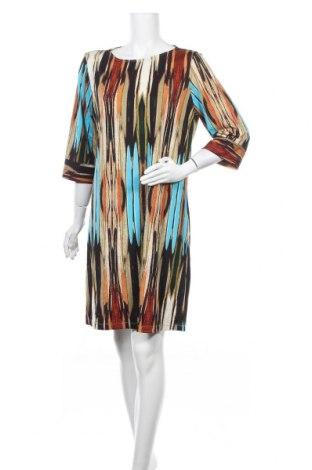 Φόρεμα Liz Jordan, Μέγεθος XL, Χρώμα Πολύχρωμο, 97% πολυεστέρας, 3% ελαστάνη, Τιμή 18,84€