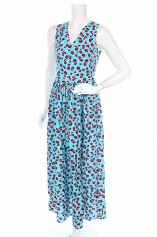 Φόρεμα Love Moschino, Μέγεθος S, Χρώμα Μπλέ, 65% lyocell, 35% βισκόζη, Τιμή 303,61€