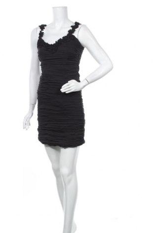Рокля Lucy, Размер M, Цвят Черен, Полиестер, Цена 8,40лв.