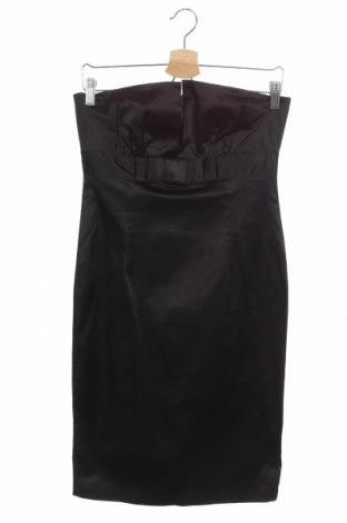 Φόρεμα Lulumary, Μέγεθος XS, Χρώμα Μαύρο, 41% βαμβάκι, 55% πολυεστέρας, 4% ελαστάνη, Τιμή 20,78€