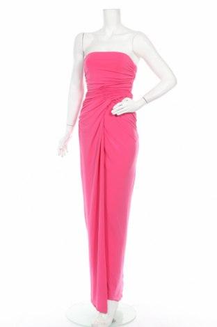 Φόρεμα Mango, Μέγεθος S, Χρώμα Ρόζ , Πολυεστέρας, Τιμή 21,01€