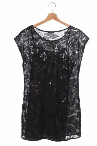 Φόρεμα Mexx, Μέγεθος XS, Χρώμα Μαύρο, Πολυεστέρας, Τιμή 17,54€